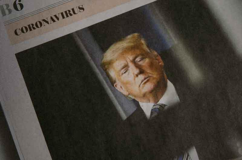 «Trump est responsable de nombreux décès aux États-Unis» selon Noam Chomsky