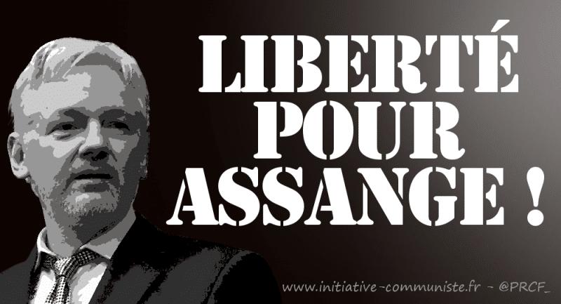 Une « libération compassionnelle » pour Julian Assange