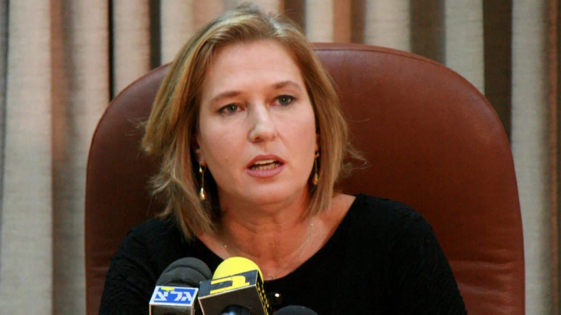 Une ancienne ministre israélienne poursuivie pour crimes de guerre reçoit un prix allemand de la paix