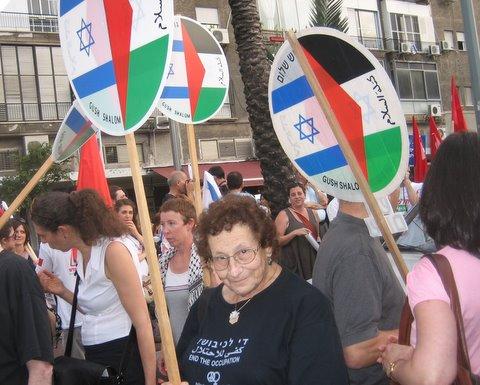 Les Israéliens de gauche n'en peuvent plus