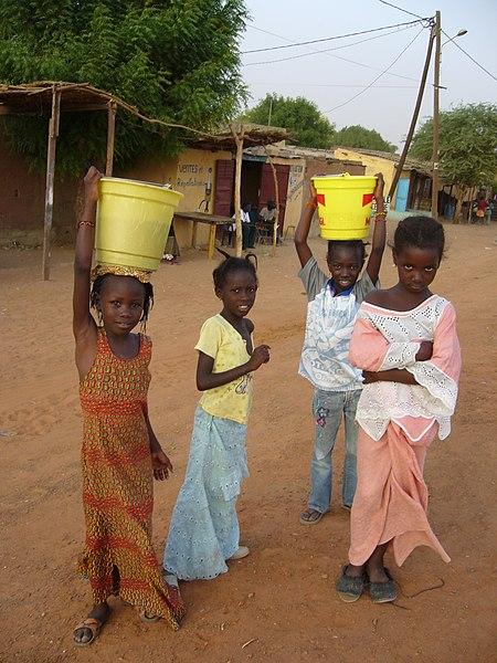 La gestion commune de l'eau au Sénégal