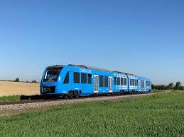 Le train à hydrogène : «le seul rejet c'est de la vapeur d'eau»